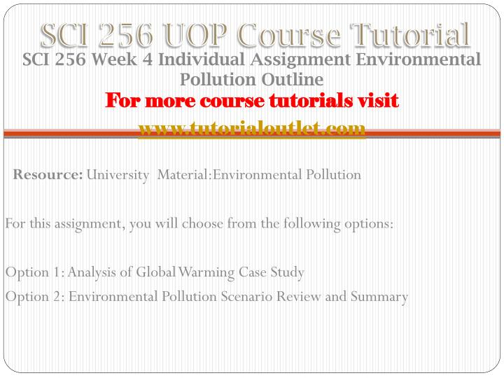 option 2 environmental pollution scenario review and summary The eu referendum and the uk environment: an expert review executive summary environmental quality, increasing pollution and.