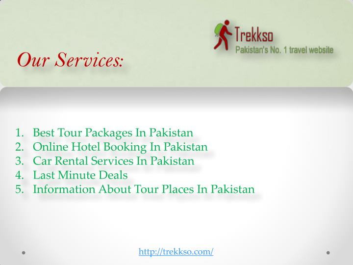 Our Services: