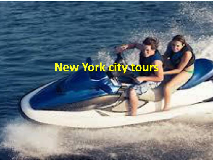 new york city tours n.