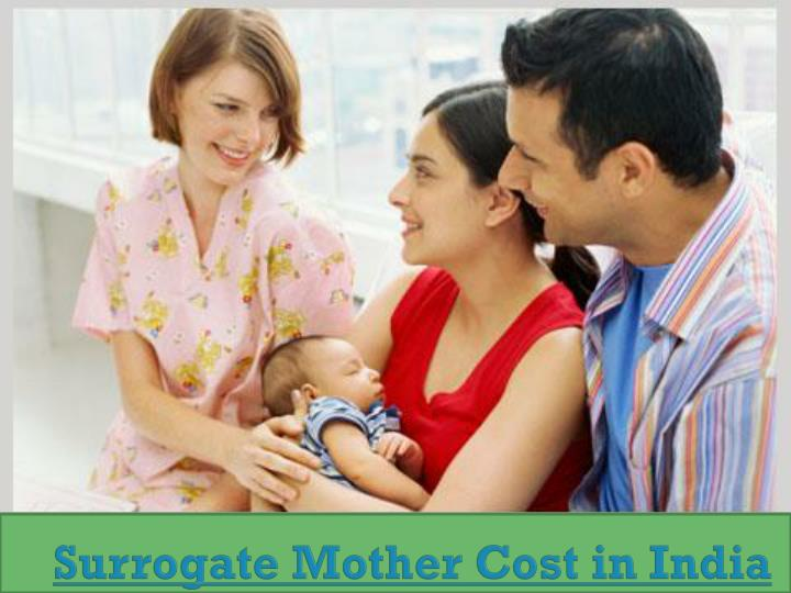 surrogate mother cost in india n.