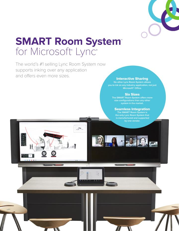 PPT - SMART Room System™ for Microsoft® Lync® PowerPoint