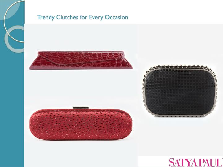 Trendy Clutches for Every Occasion