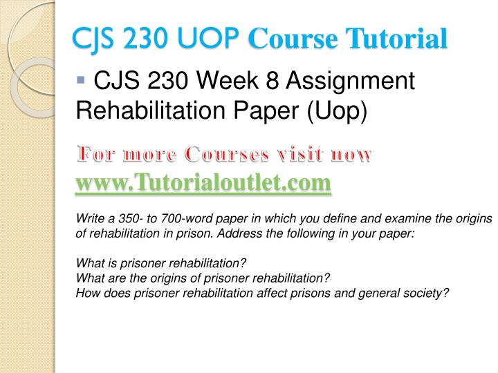 cjs 200 week 8 violent behavior Cjs 200 week 8 assignment parole and truth in sentencing paper – a free powerpoint ppt presentation (displayed as a flash slide show) on powershowcom - id: 72f9af-mzc3n toggle navigation help  cjs 200 week 8 assignment parole and truth in sentencing paper.