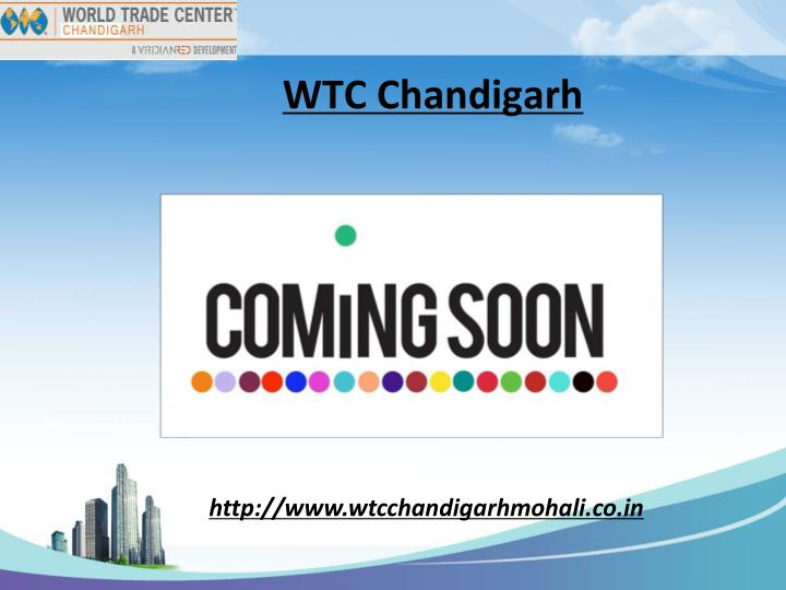 WTC Chandigarh