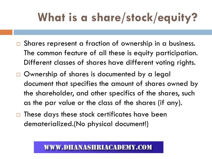 Ppt Information About Share Holder Powerpoint Presentation Id
