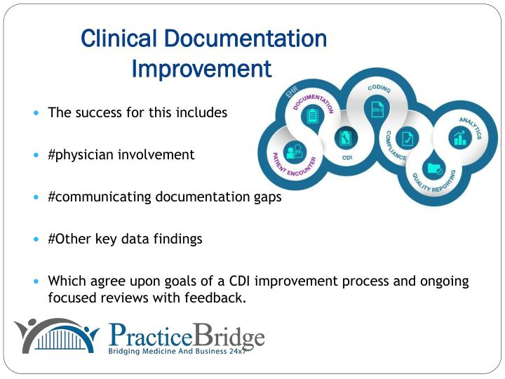 clinical documentation Clinical documentation improvement a precise view to keep the focus on what matters with 100 percent automated record review, clinical documentation improvement.