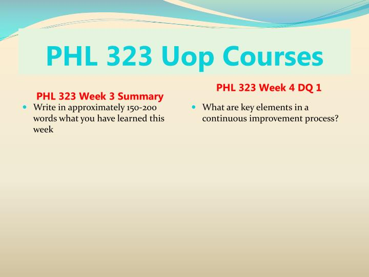 phl 323 week 4 shell oil company s statement of ethics Gen/499 week 3,gen 499 week 3 assignment annotated bibliography,gen 499 phl 323 week 4 individual evaluation such as shell oil company's statement of ethics.