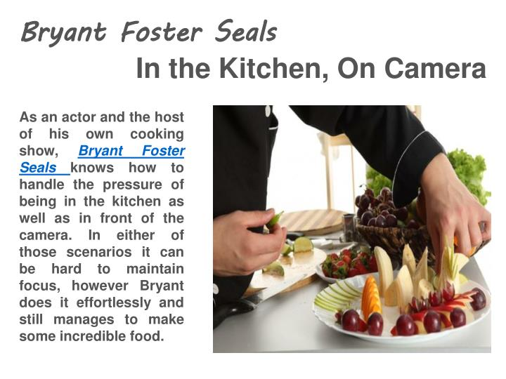 Bryant Foster Seals