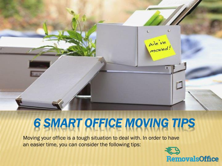 6 smart office moving tips n.