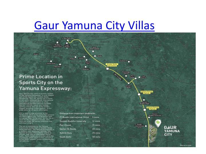 Gaur yamuna city villas1