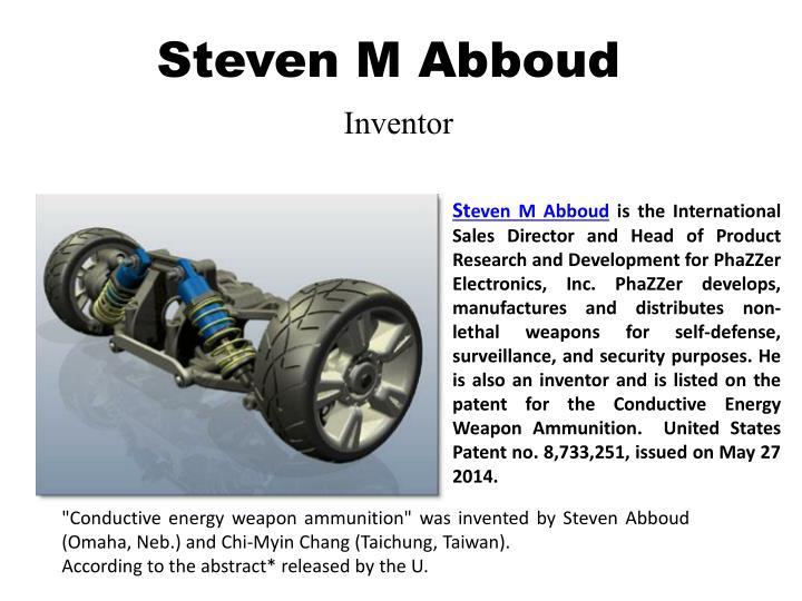 Steven M Abboud