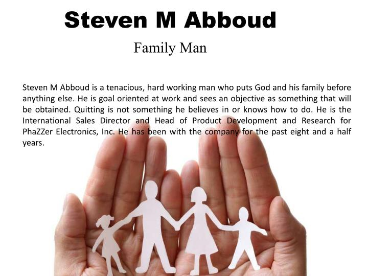Steven m abboud arizona state university graduate