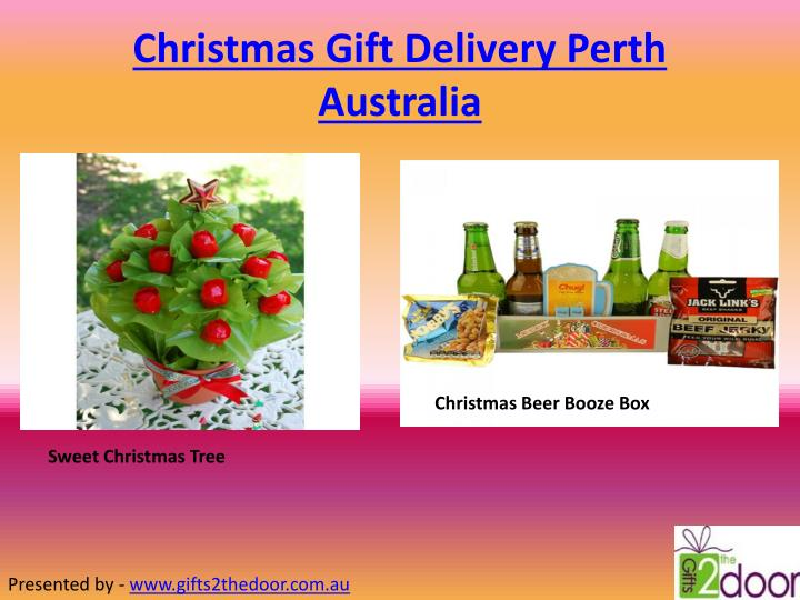 Christmas Gift Delivery Perth Australia