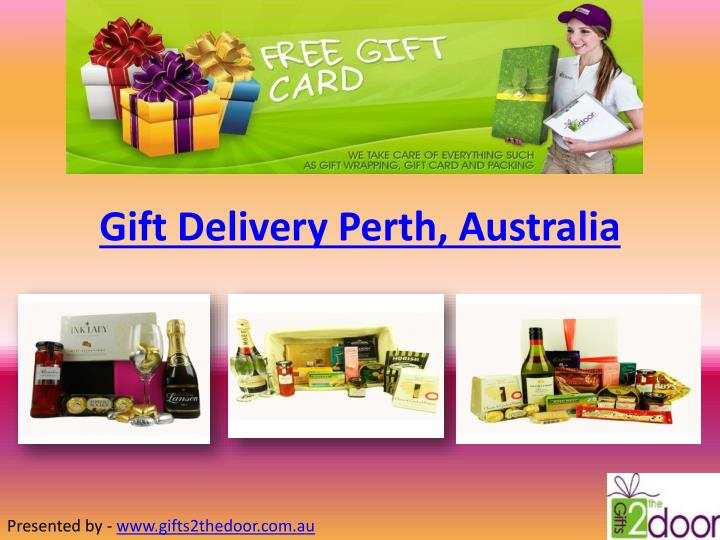 gift delivery perth australia n.