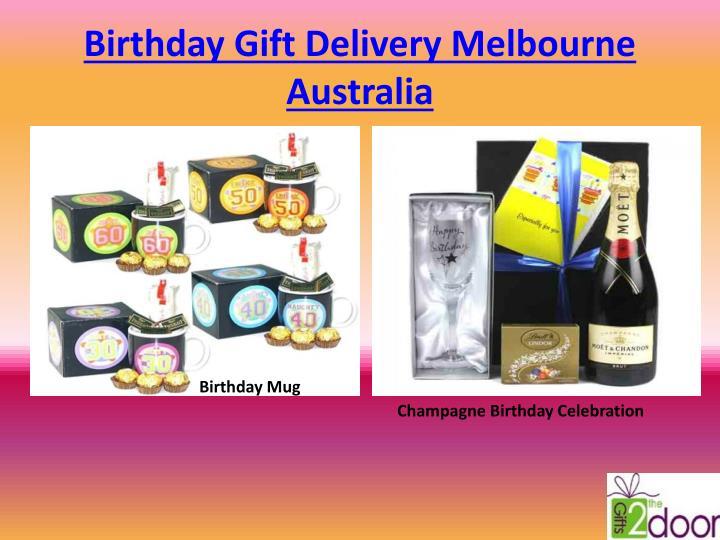 Birthday Gift Delivery Melbourne Australia