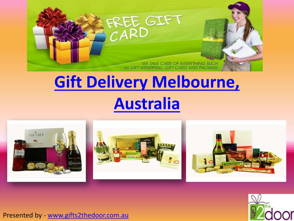 Ppt Gift Delivery Melbourne Australia Gifts 2 The Door
