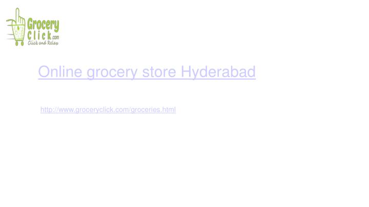 online grocery store hyderabad n.