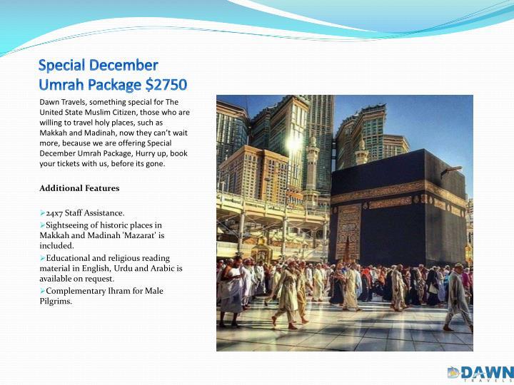 Special December