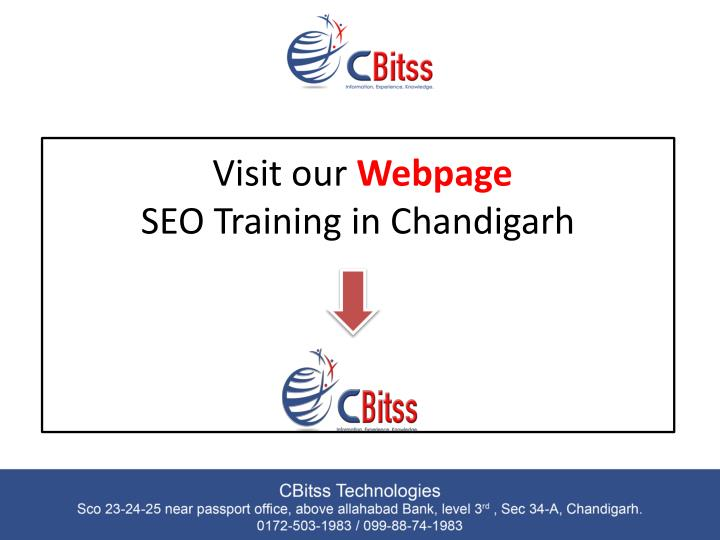 Visit our
