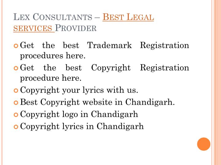 lex consultants best legal services provider n.