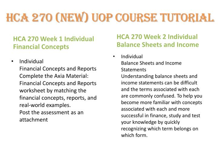 hca 270 financial concepts and reporting worksheet Explore melanie blakely's board phl 323 ethics in management complete class hca 270 week 1 financial concepts hca 270 week 2 reporting practices and.