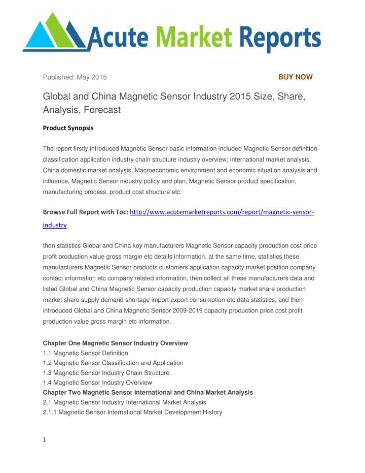 china sensor market size share industry Automotive sensor market automotive sensors market - global industry analysis, size, share, growth, trends and forecast 2015 - 2021 rep id : tmrgl230 wind speed sensor market - global industry analysis, size, share, growth, trends and forecast 2017 - 2025.