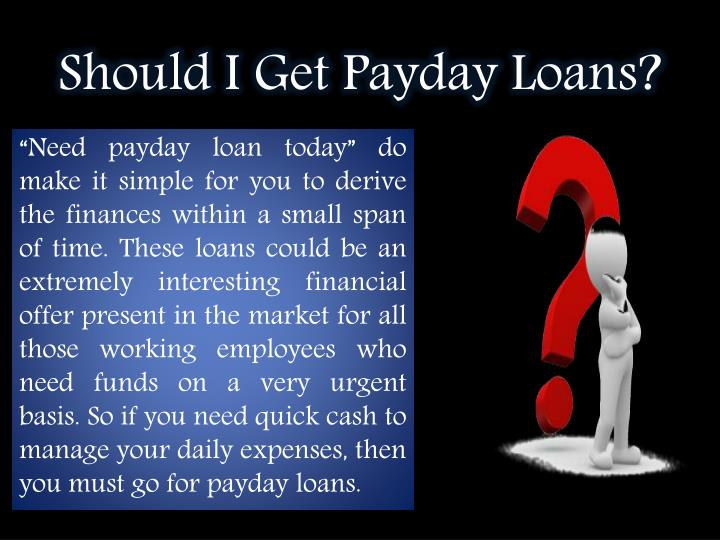 Related Payday loans subjects
