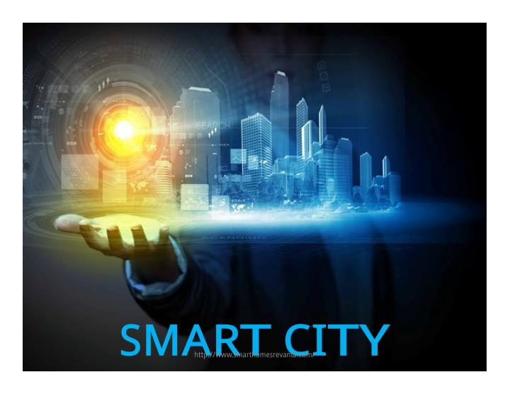 PPT - Smart City Power...