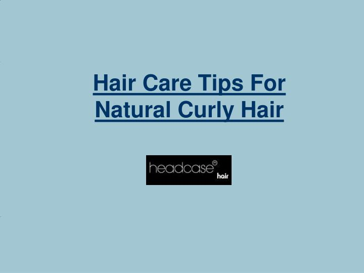 hair care tips for natural curly hair n.