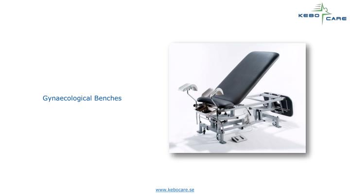 Gynaecological Benches
