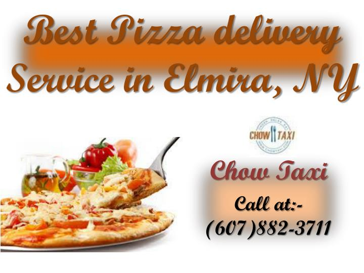best pizza delivery service in elmira ny n.