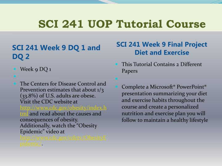 sci 241 final Sci 110 week 4 quiz 3 strayer latestsci/241 the science of nutrition course start date:  sci 241 nutrition final  sci 220 week 5 wileyplus® week 5 quizdocxsci 220 wiley plus week 2 quiz.
