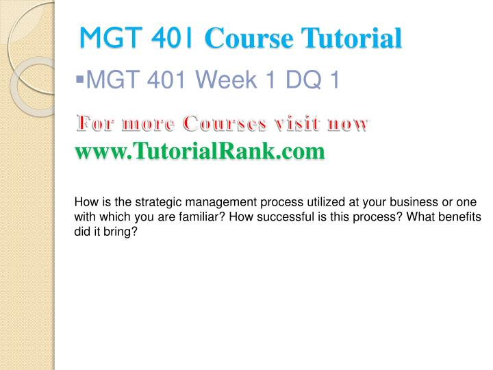 mgt 401 Mgt 312 final exam mgt 312 participations.
