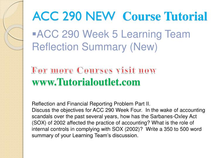acc290 syllabus Studies within the context of the traditional liberal arts curriculum 151 race and   337 economic anthropology (3h) acc 290 international accounting (3h.