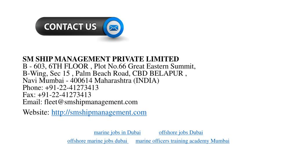PPT - marine officers training academy mumbai PowerPoint