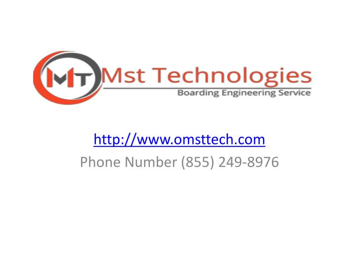 http www omsttech com phone number 855 249 8976 n.