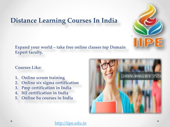 distance learning courses Distance learning defined perhaps you're already familiar with the concept of distance learning as the name suggests, it's all about learning from a distance.