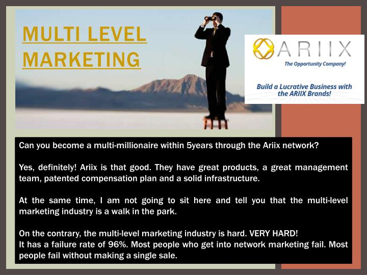 multilevel marketing a legitimate business opportunity State of wisconsin facebook twitter.