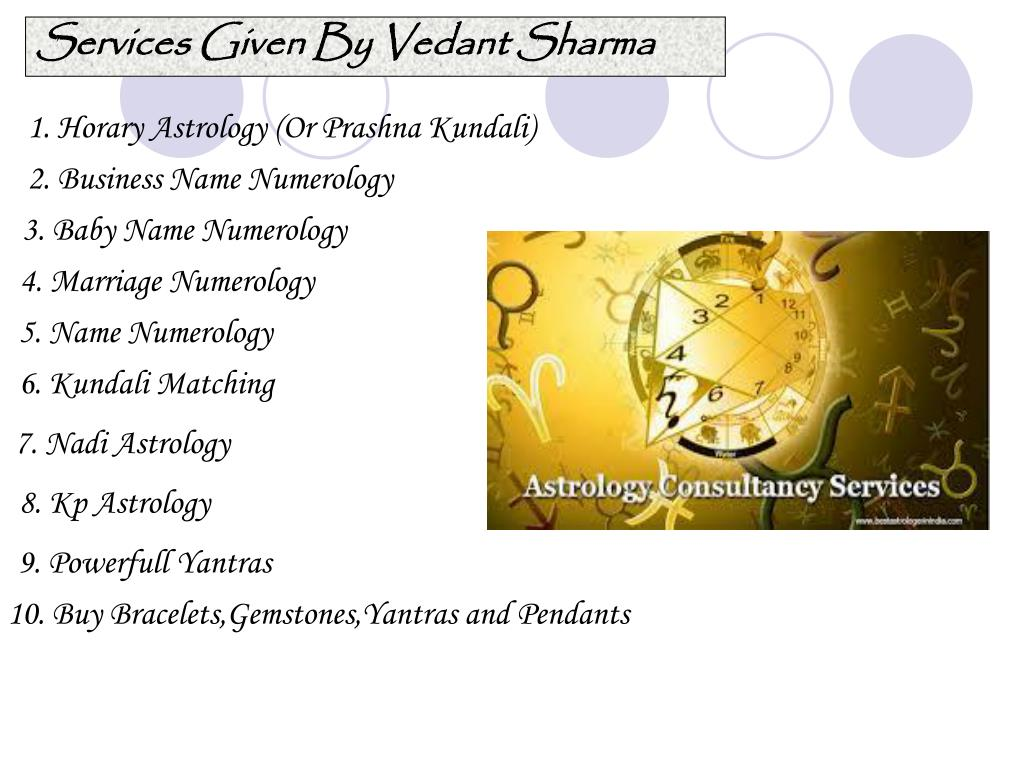 PPT - Best business name numerology in India,Best astrologer
