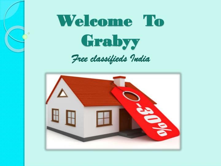 welcome to grabyy n.