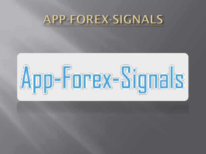 APP-FOREX-SIGNALS