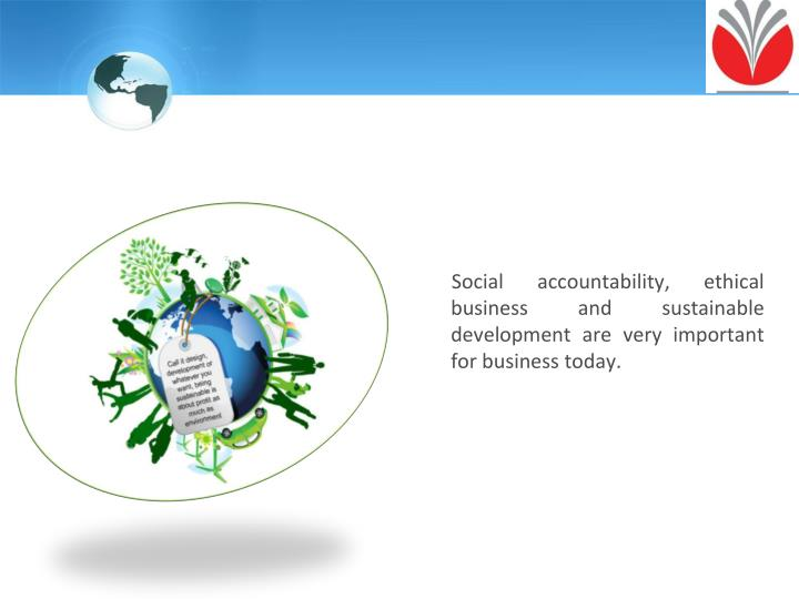 sustainable business and ethics