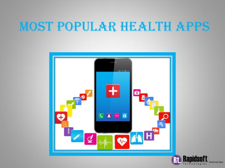 most popular health apps n.