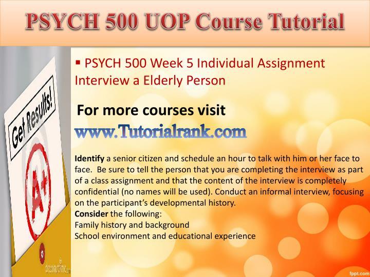 hrm 500 assignment 4