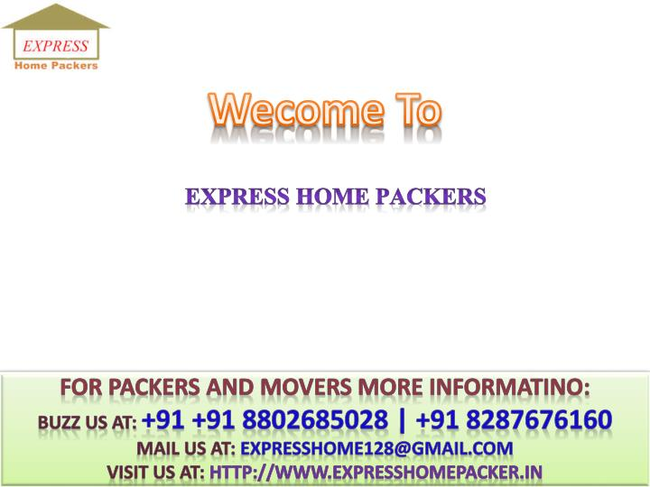 express home packers n.