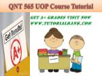 qnt 565 uop course tutorial27