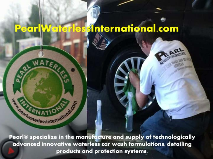 PearlWaterlessInternational.com