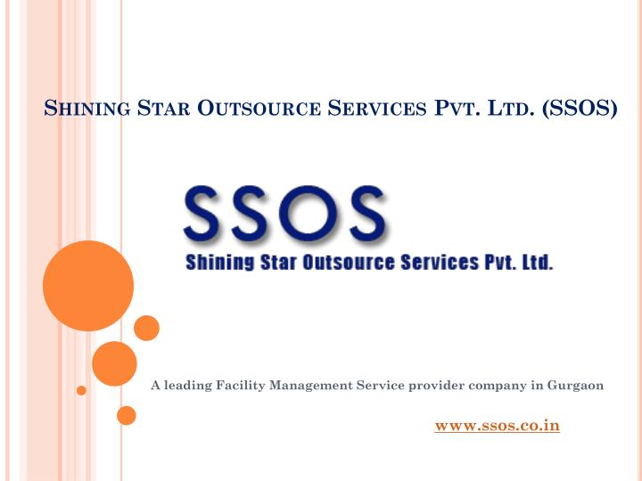 shining star outsource services pvt ltd ssos n.