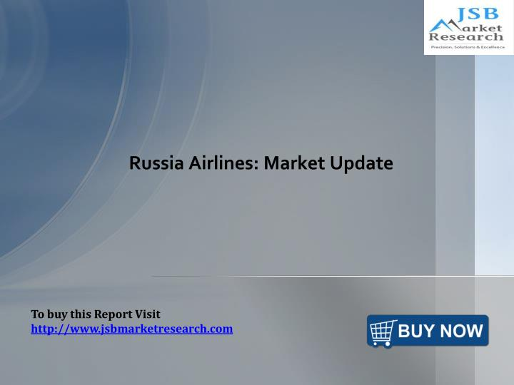 russia airlines market update n.