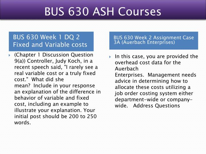 bus 630 journal Bus 630 week 4 journal budgets and employee morale click link below to purchase :.